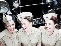 Andrew Sisters Tribute